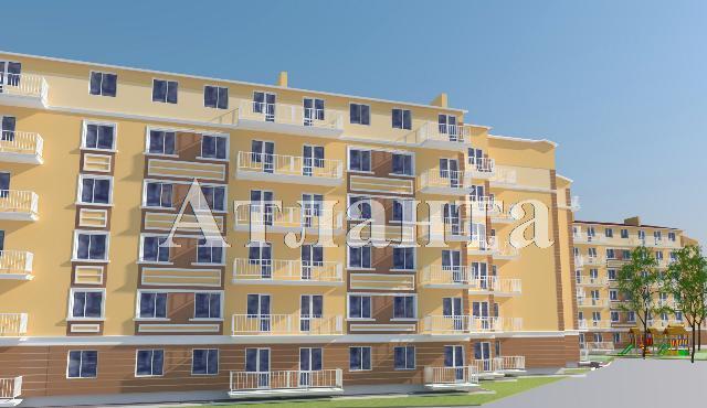 Продается 3-комнатная квартира в новострое на ул. Люстдорфская Дорога — 46 170 у.е. (фото №4)