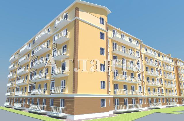 Продается 1-комнатная квартира в новострое на ул. Люстдорфская Дорога — 26 500 у.е. (фото №3)
