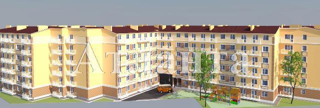 Продается 1-комнатная квартира в новострое на ул. Люстдорфская Дорога — 24 100 у.е.