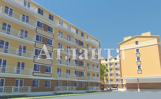 Продается 1-комнатная квартира в новострое на ул. Люстдорфская Дорога — 24 100 у.е. (фото №2)