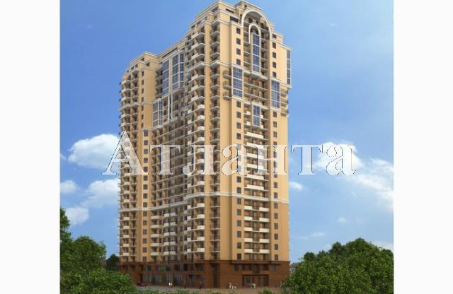 Продается 2-комнатная квартира в новострое на ул. Педагогическая — 52 480 у.е.