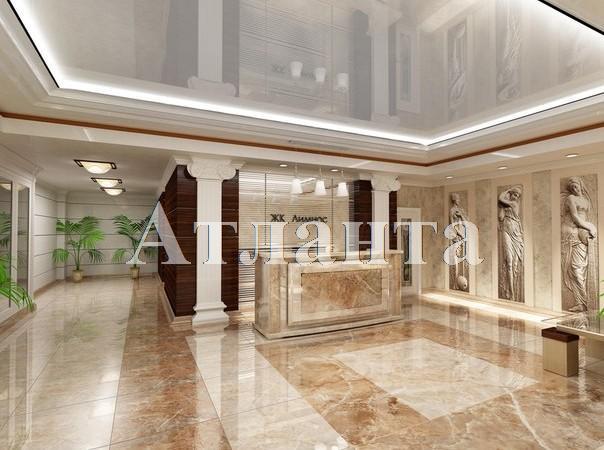 Продается 2-комнатная квартира в новострое на ул. Педагогическая — 49 320 у.е. (фото №3)