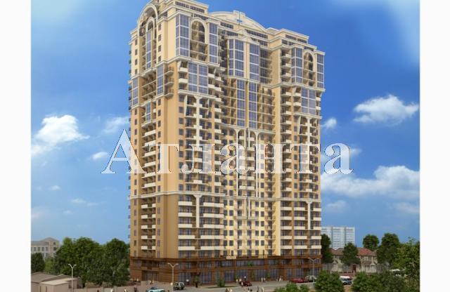 Продается 2-комнатная квартира в новострое на ул. Педагогическая — 50 580 у.е.