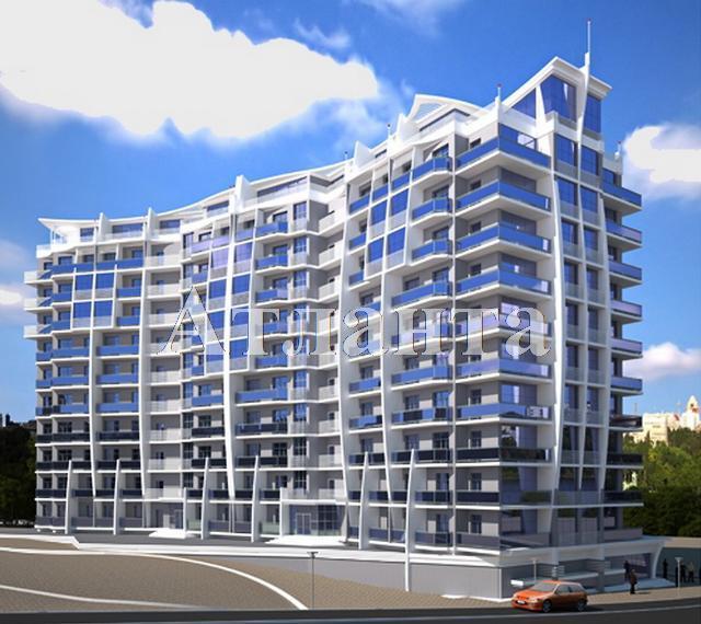 Продается 1-комнатная квартира в новострое на ул. Ванный Пер. — 67 750 у.е. (фото №2)