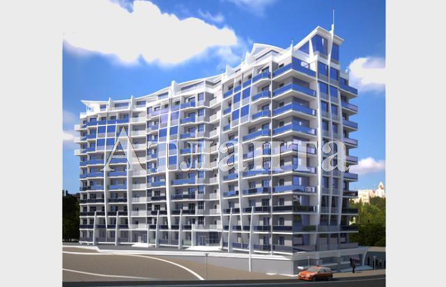 Продается 1-комнатная квартира в новострое на ул. Ванный Пер. — 105 800 у.е. (фото №3)