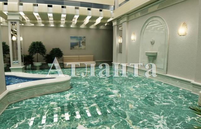 Продается 1-комнатная квартира в новострое на ул. Ванный Пер. — 88 470 у.е. (фото №3)