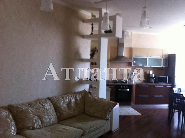 Продается 2-комнатная квартира в новострое на ул. Среднефонтанская — 95 000 у.е.
