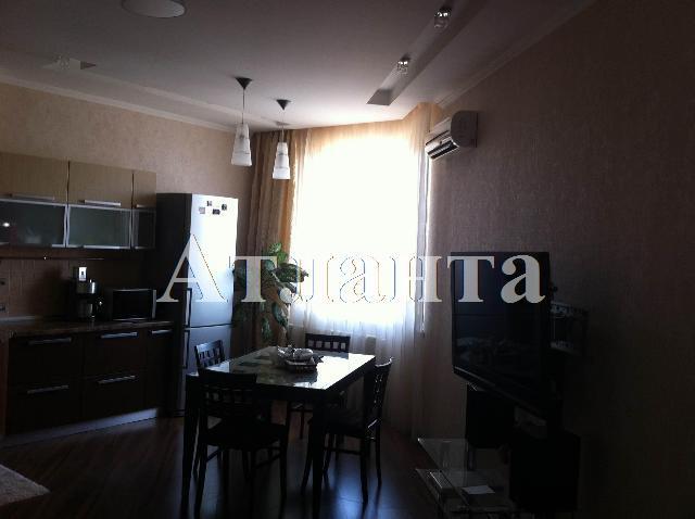 Продается 2-комнатная квартира в новострое на ул. Среднефонтанская — 95 000 у.е. (фото №2)
