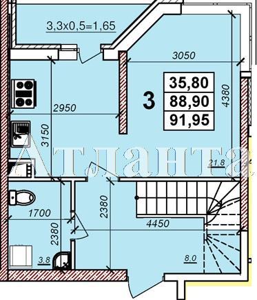 Продается Многоуровневая квартира в новострое на ул. Балковская — 48 760 у.е.
