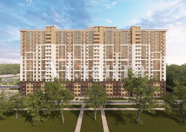 Продается 1-комнатная квартира в новострое на ул. Сахарова — 26 250 у.е. (фото №2)