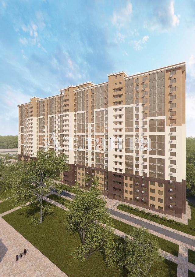 Продается 1-комнатная квартира в новострое на ул. Сахарова — 26 250 у.е. (фото №3)