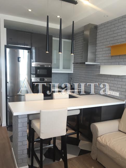Продается 1-комнатная квартира в новострое на ул. Генуэзская — 94 000 у.е.