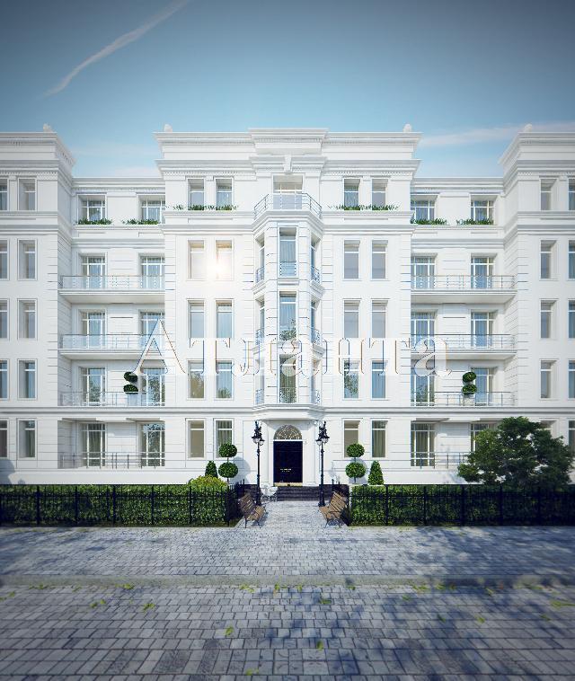 Продается 2-комнатная квартира в новострое на ул. Фонтанская Дор. — 82 110 у.е. (фото №2)