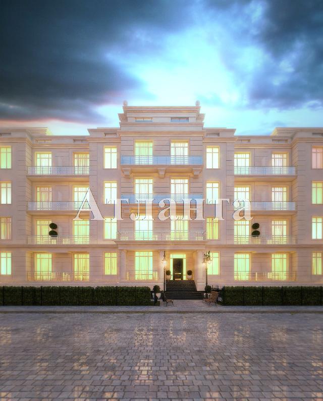 Продается 2-комнатная квартира в новострое на ул. Фонтанская Дор. — 82 110 у.е. (фото №3)