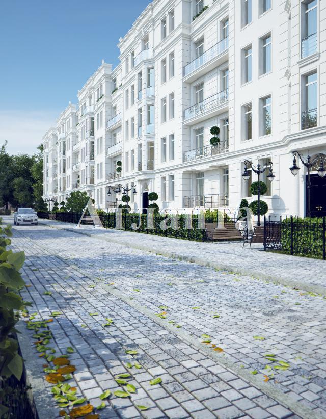 Продается 1-комнатная квартира в новострое на ул. Фонтанская Дор. — 46 140 у.е. (фото №2)