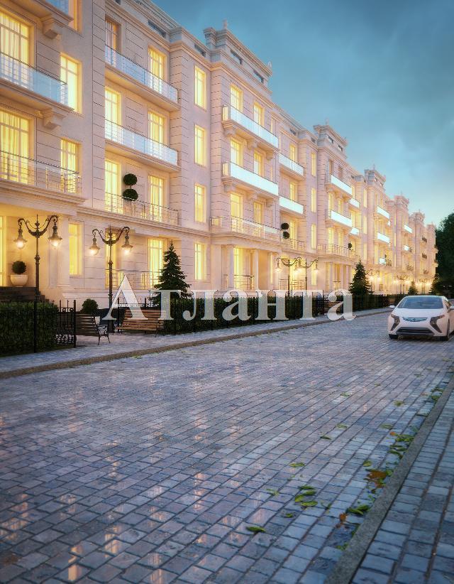 Продается 3-комнатная квартира в новострое на ул. Фонтанская Дор. — 106 140 у.е. (фото №2)