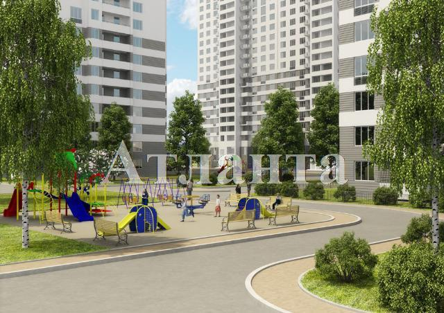 Продается 1-комнатная квартира в новострое на ул. Березовая — 40 000 у.е. (фото №2)