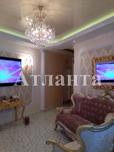 Продается 3-комнатная квартира в новострое на ул. Гагаринское Плато — 280 000 у.е. (фото №3)