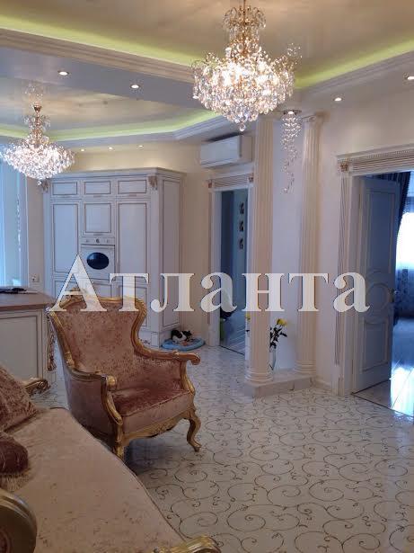Продается 3-комнатная квартира в новострое на ул. Гагаринское Плато — 280 000 у.е. (фото №8)