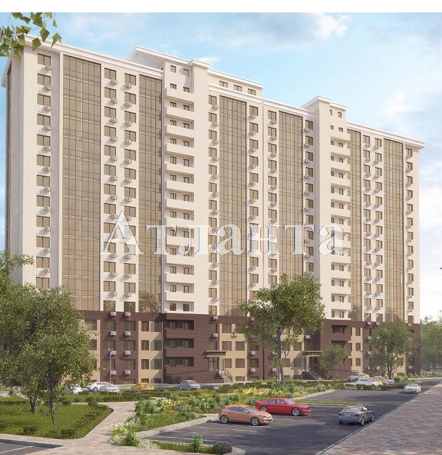 Продается 1-комнатная квартира в новострое на ул. Жм Дружный — 35 000 у.е. (фото №2)