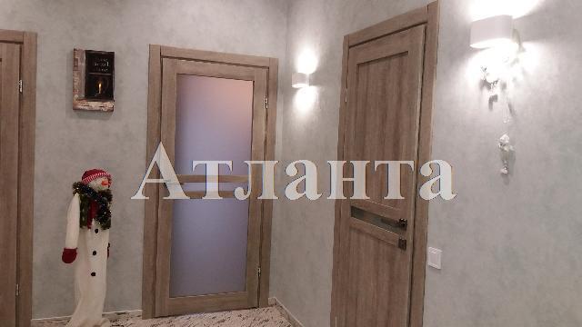 Продается 2-комнатная квартира в новострое на ул. Гагаринское Плато — 155 000 у.е. (фото №19)