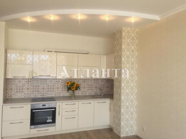 Продается 1-комнатная квартира в новострое на ул. Макаренко — 66 000 у.е.