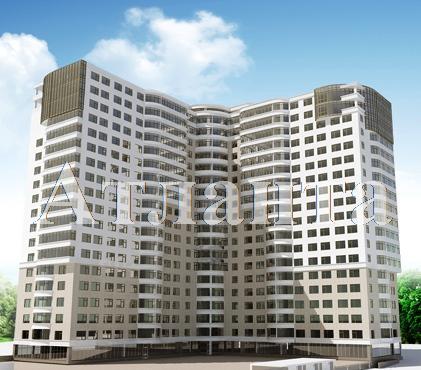 Продается 1-комнатная квартира в новострое на ул. Гагаринское Плато — 86 000 у.е. (фото №2)