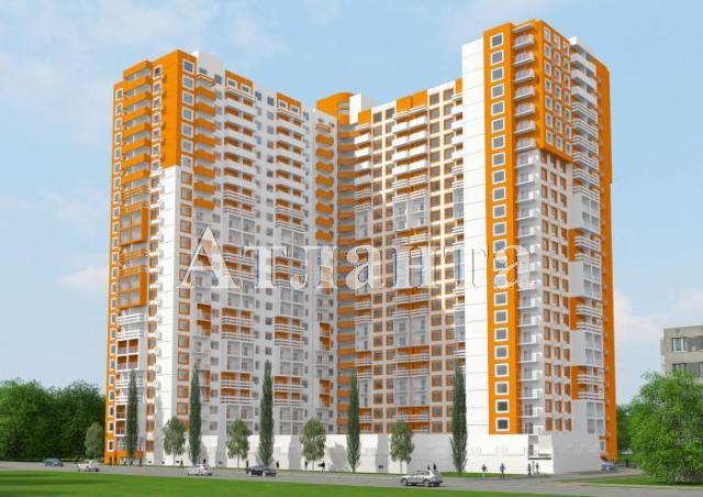Продается 1-комнатная квартира в новострое на ул. Среднефонтанская — 45 520 у.е. (фото №2)