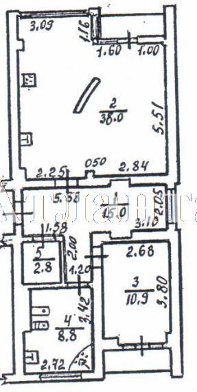 Продается 2-комнатная квартира в новострое на ул. Французский Бул. — 170 000 у.е. (фото №11)