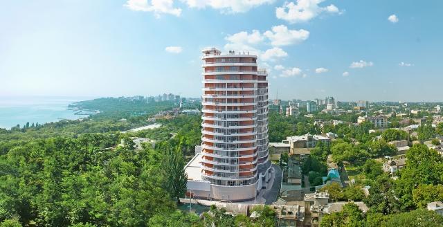 Продается 1-комнатная квартира в новострое на ул. Инбер Веры — 130 000 у.е. (фото №2)