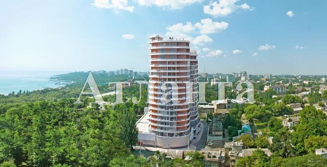 Продается 2-комнатная квартира в новострое на ул. Инбер Веры — 360 000 у.е. (фото №2)