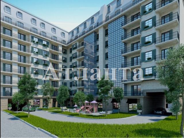 Продается 1-комнатная квартира в новострое на ул. Азарова Вице Адм. — 76 400 у.е. (фото №2)