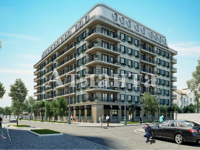 Продается 1-комнатная квартира в новострое на ул. Азарова Вице Адм. — 72 100 у.е. (фото №2)
