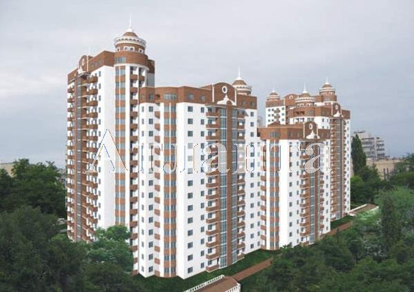 Продается 3-комнатная квартира в новострое на ул. Педагогическая — 64 670 у.е.