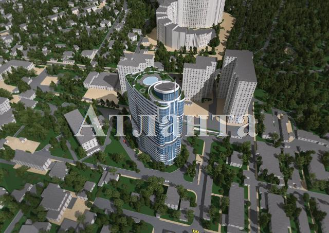 Продается 1-комнатная квартира в новострое на ул. Новобереговая — 58 300 у.е. (фото №2)
