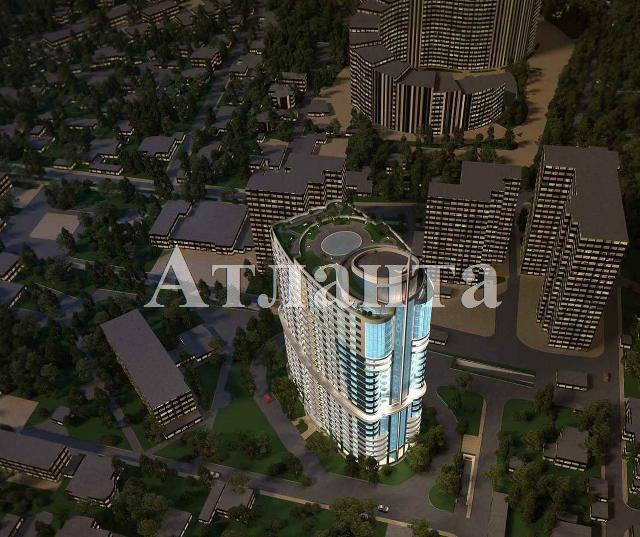 Продается 1-комнатная квартира в новострое на ул. Новобереговая — 61 300 у.е. (фото №2)