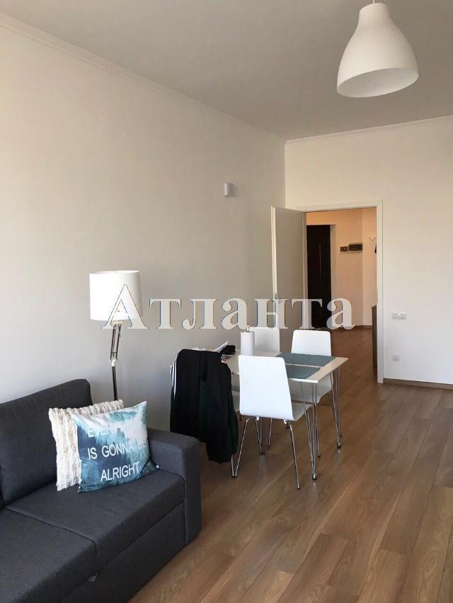 Продается 1-комнатная квартира в новострое на ул. Деволановский Сп. — 97 000 у.е. (фото №3)