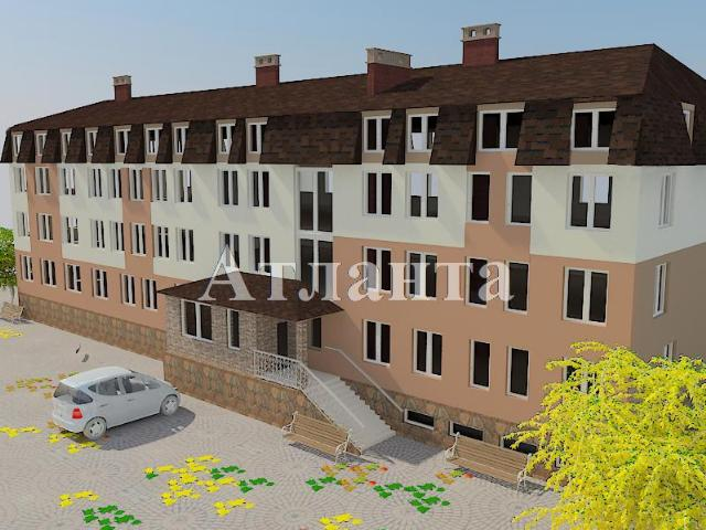 Продается 1-комнатная квартира на ул. Центральная — 18 030 у.е. (фото №2)