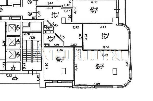 Продается 2-комнатная квартира в новострое на ул. Люстдорфская Дорога — 85 000 у.е. (фото №13)