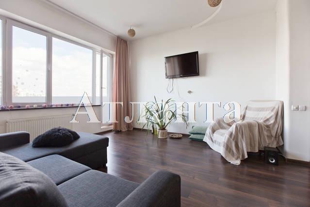 Продается 1-комнатная квартира в новострое на ул. Педагогическая — 85 000 у.е. (фото №2)