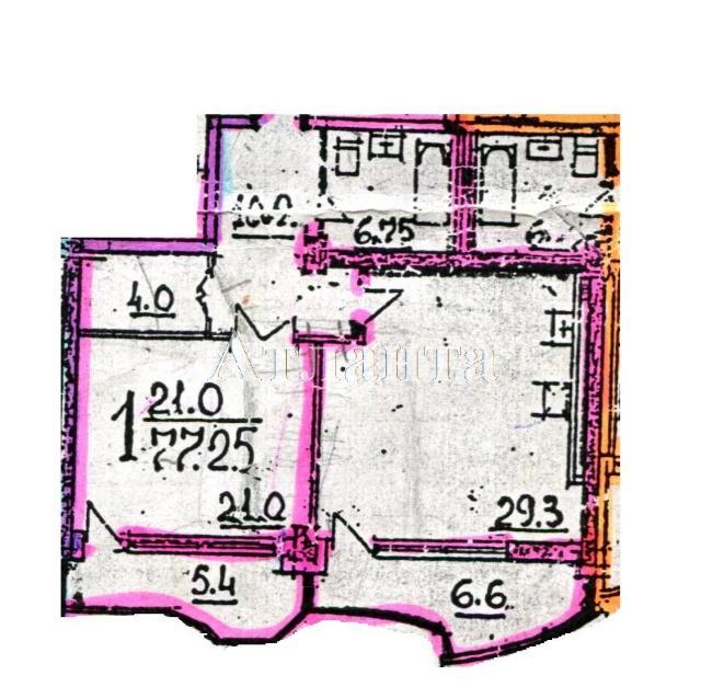 Продается 1-комнатная квартира в новострое на ул. Педагогическая — 85 000 у.е. (фото №13)