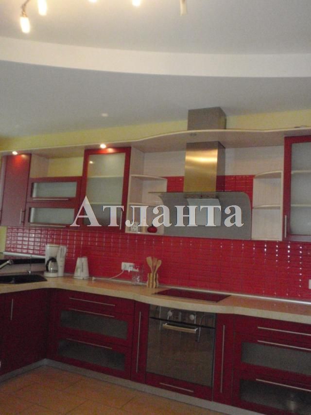 Продается 4-комнатная квартира в новострое на ул. Фонтанская Дор. — 200 000 у.е. (фото №2)