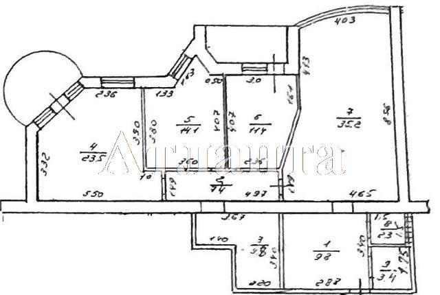 Продается 4-комнатная квартира в новострое на ул. Фонтанская Дор. — 200 000 у.е. (фото №19)
