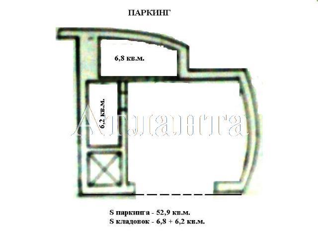 Продается 4-комнатная квартира в новострое на ул. Фонтанская Дор. — 200 000 у.е. (фото №20)