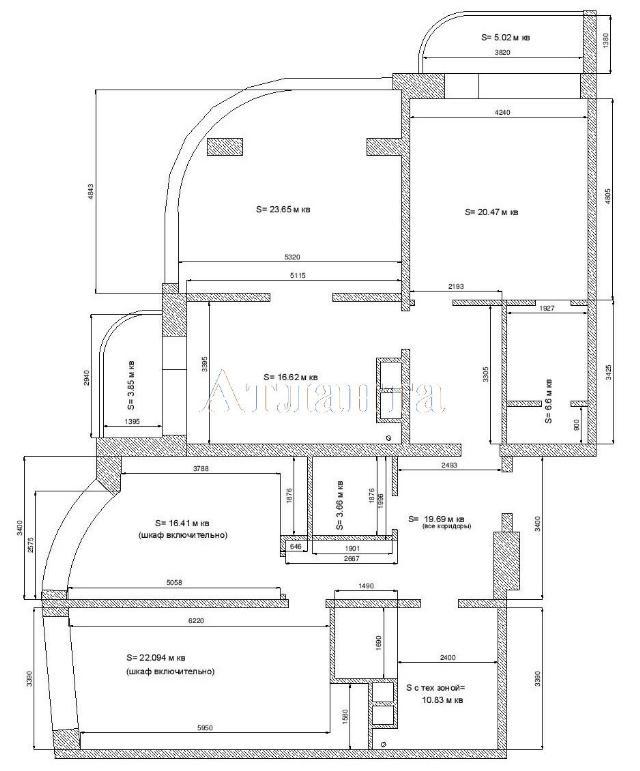 Продается 4-комнатная квартира в новострое на ул. Литературная — 305 000 у.е. (фото №14)