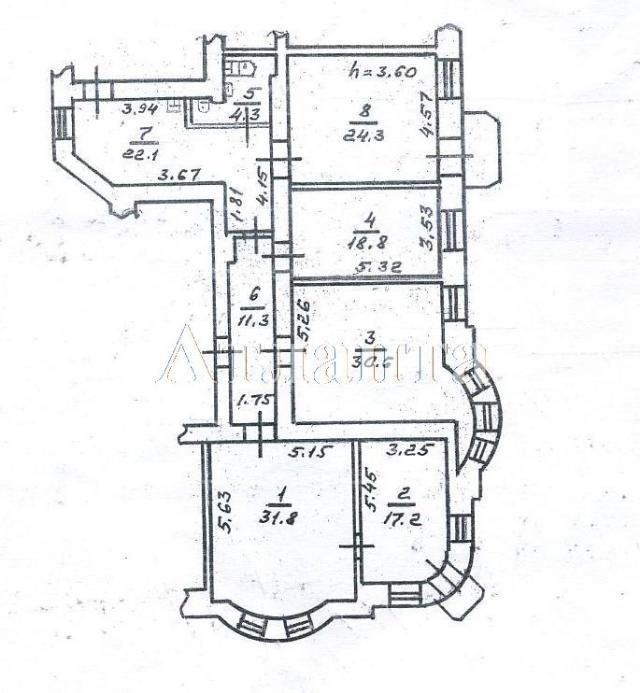 Продается 4-комнатная квартира на ул. Екатерининская — 160 000 у.е. (фото №20)
