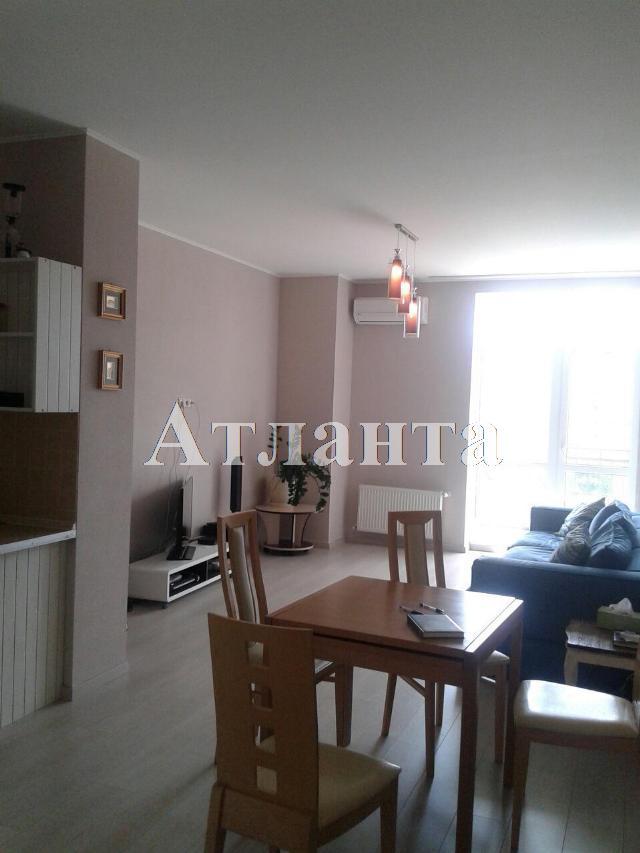 Продается 2-комнатная квартира в новострое на ул. Отрадная — 270 000 у.е.