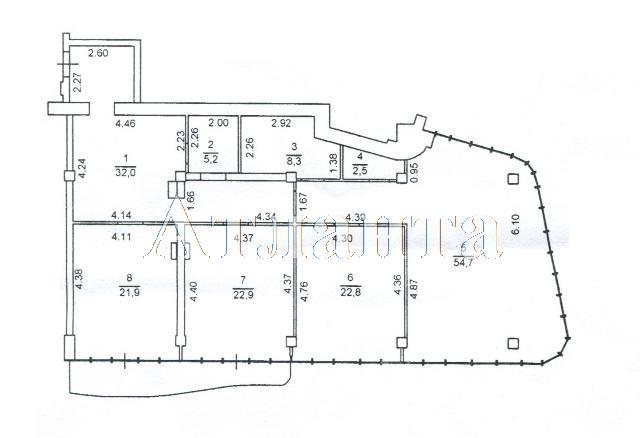 Продается 3-комнатная квартира в новострое на ул. Удельный Пер. — 199 000 у.е. (фото №10)
