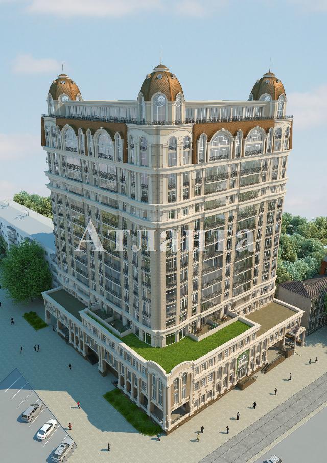 Продается 1-комнатная квартира в новострое на ул. Белинского — 85 050 у.е.