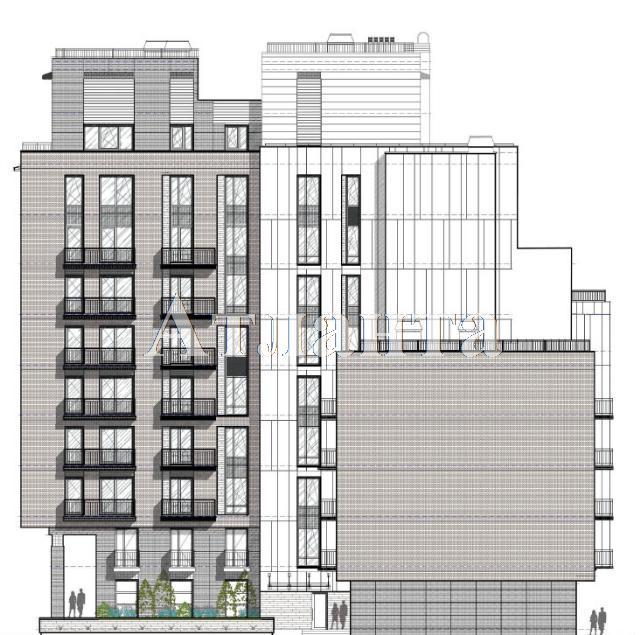 Продается 1-комнатная квартира в новострое на ул. Отрадная — 66 740 у.е. (фото №2)